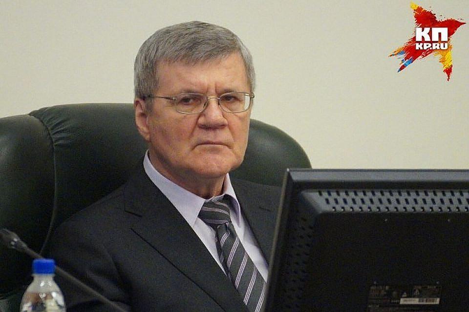 Юрий Чайка обвинил депутатов Европарламента вовмешательстве врасследование дела Уильяма Браудера
