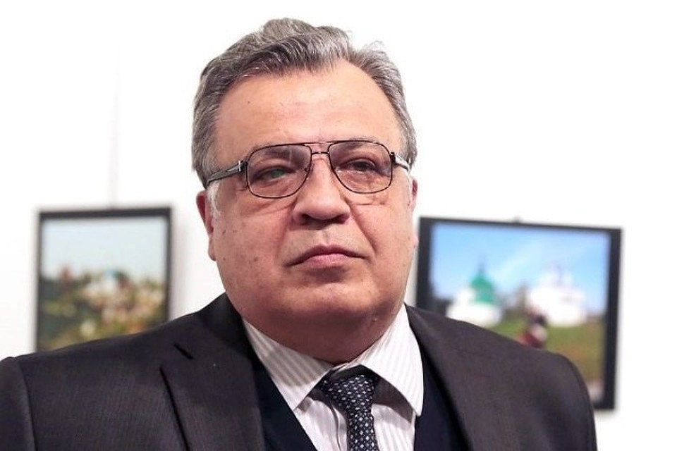 Поделу обубийстве послаРФ вТурции арестован организатор фотовыставки