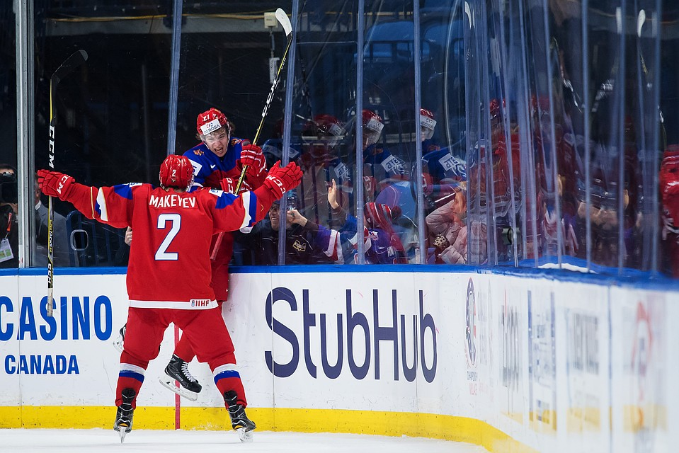 Наставник молодежной сборной Российской Федерации похоккею прокомментировал поражение отшведов
