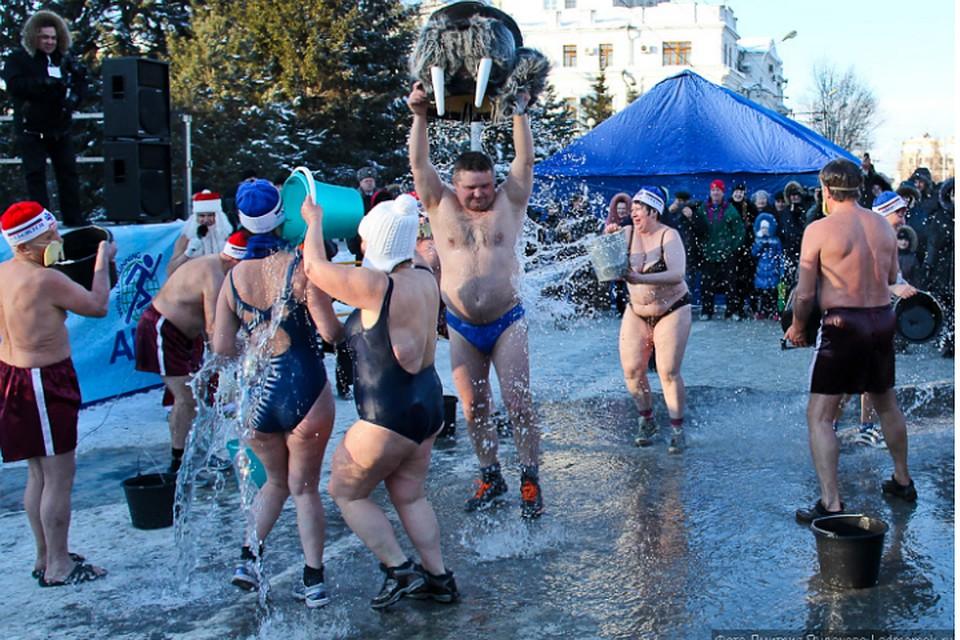 Победители Рождественского полумарафона получат по25 тыс. руб.