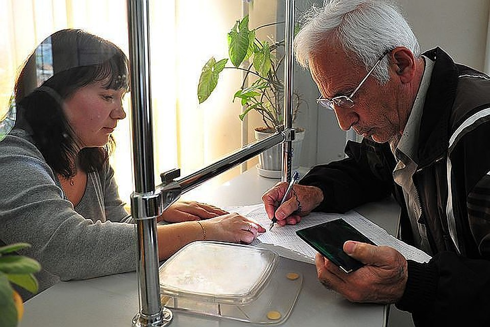 ВТверской области страховые пенсии с1января возросли