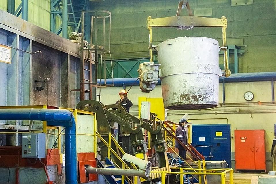 Волгоград отчитывается о300 млн долларов экспорта металлургической продукции