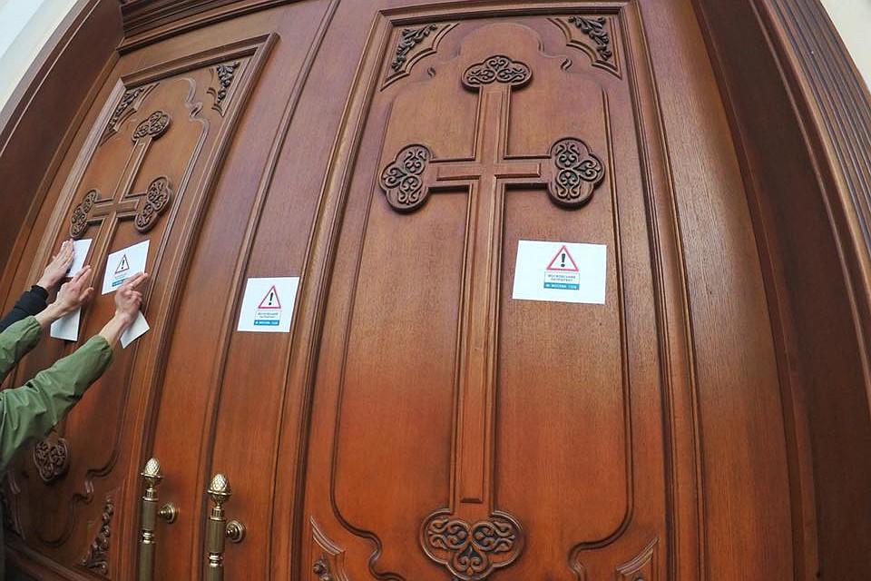 «Украинские патриоты» атакуют храмы УПЦМП вОдессе