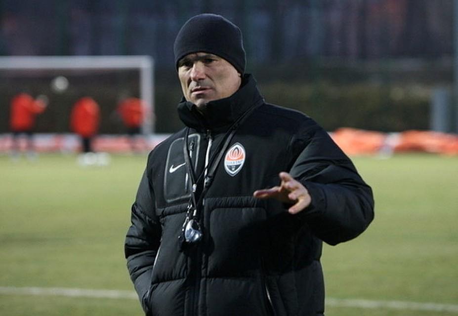 Главным тренером сборной Молдовы по футболу стал Александр Спиридон