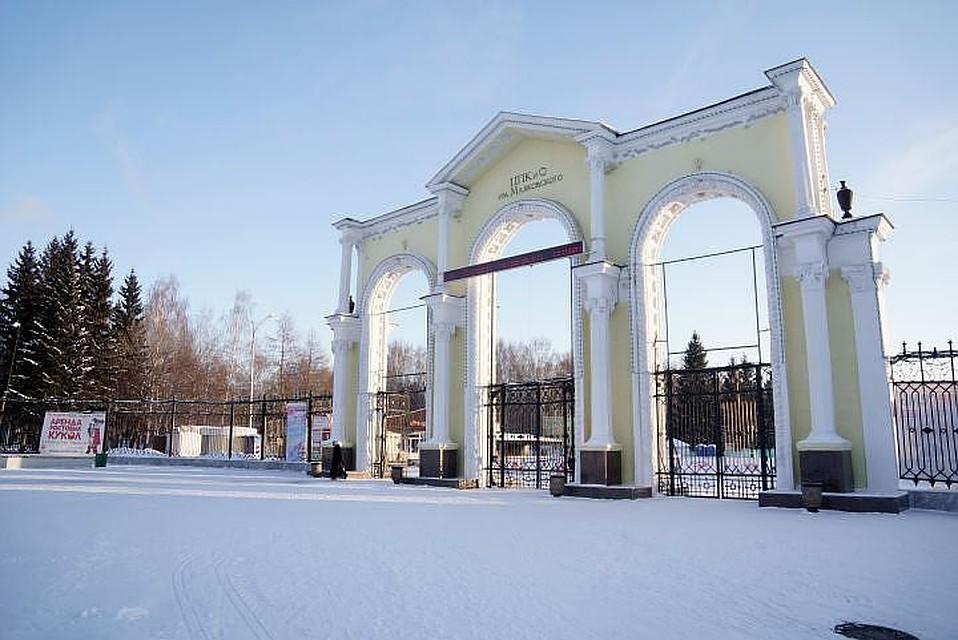 Из-за морозов вЕкатеринбурге отменили концерт вчесть Старого Нового Года