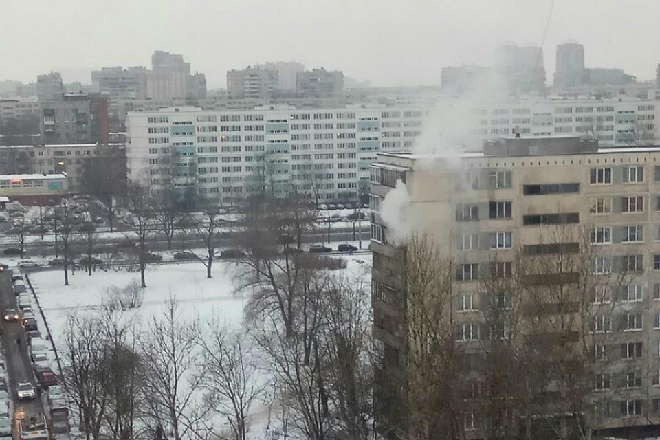 ЧП | Санкт-Петербург во