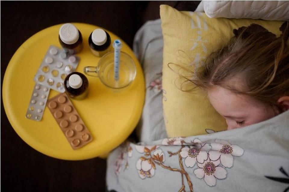 Уровень заболеваемости ОРВИ вКаменском превысил среднеобластной
