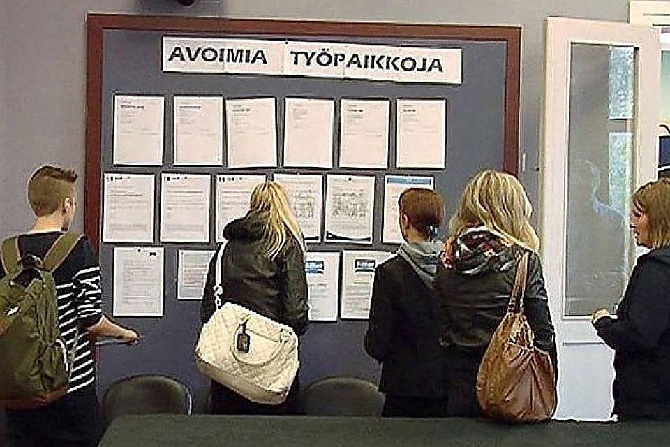 ВФинляндии началось преждевременное голосование навыборах президента