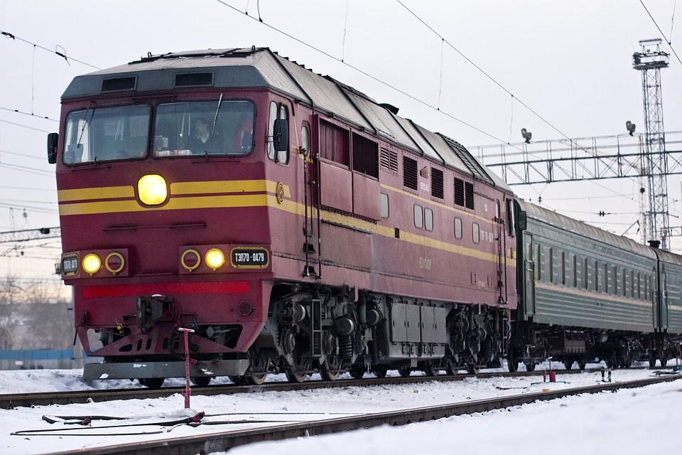 В2017 году под колесами уральских поездов погибло 83 человека