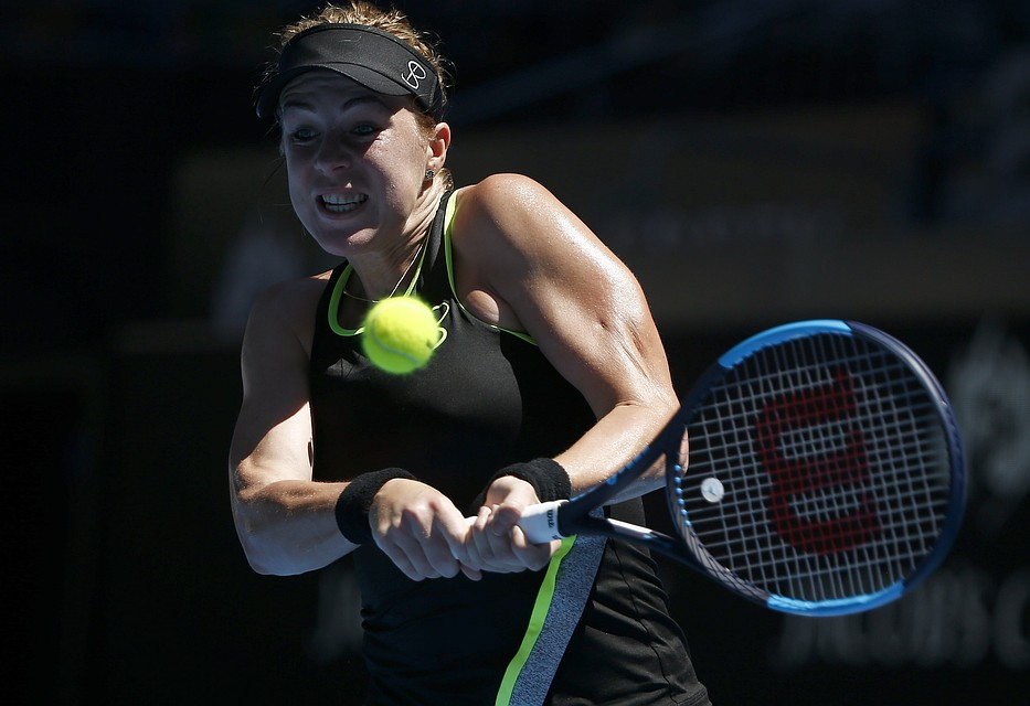 Павлюченкова проиграла Бондаренко вовтором круге Australian Open