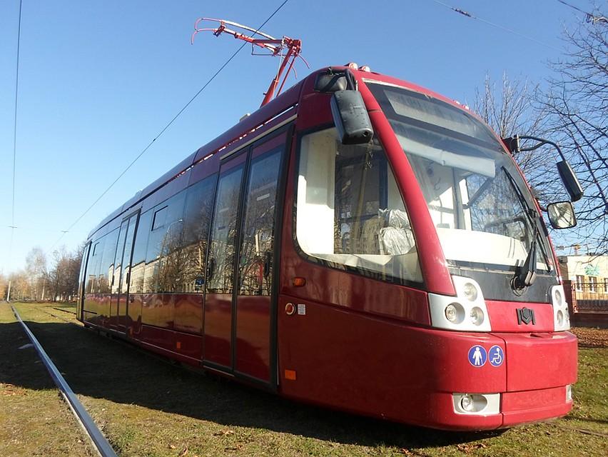 10 новых высокоскоростных  трамваев приедут вВолгоград из Республики Беларусь