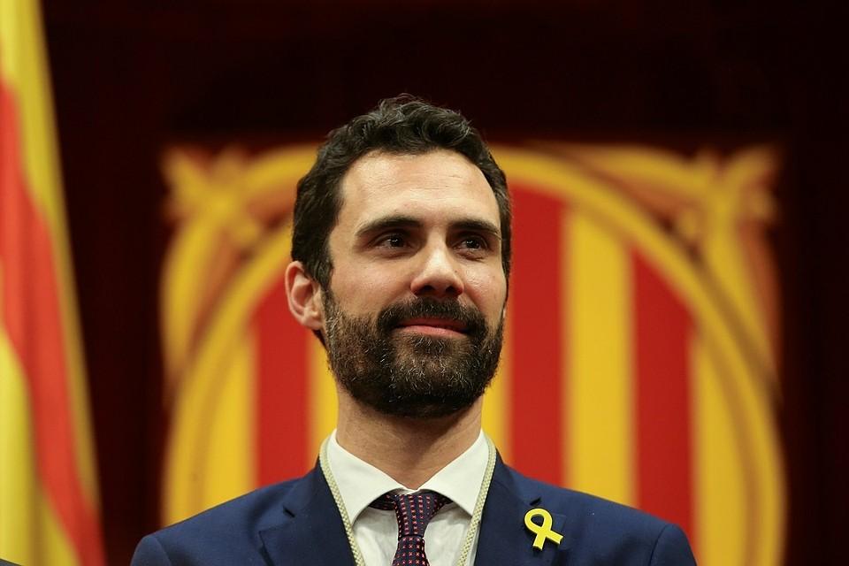 Парламент Каталонии выбрал спикера
