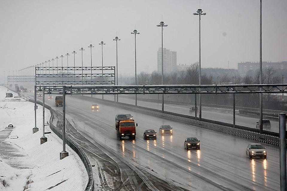 Наодной изразвязок КАД вПетербурге перекроют 4 съезда