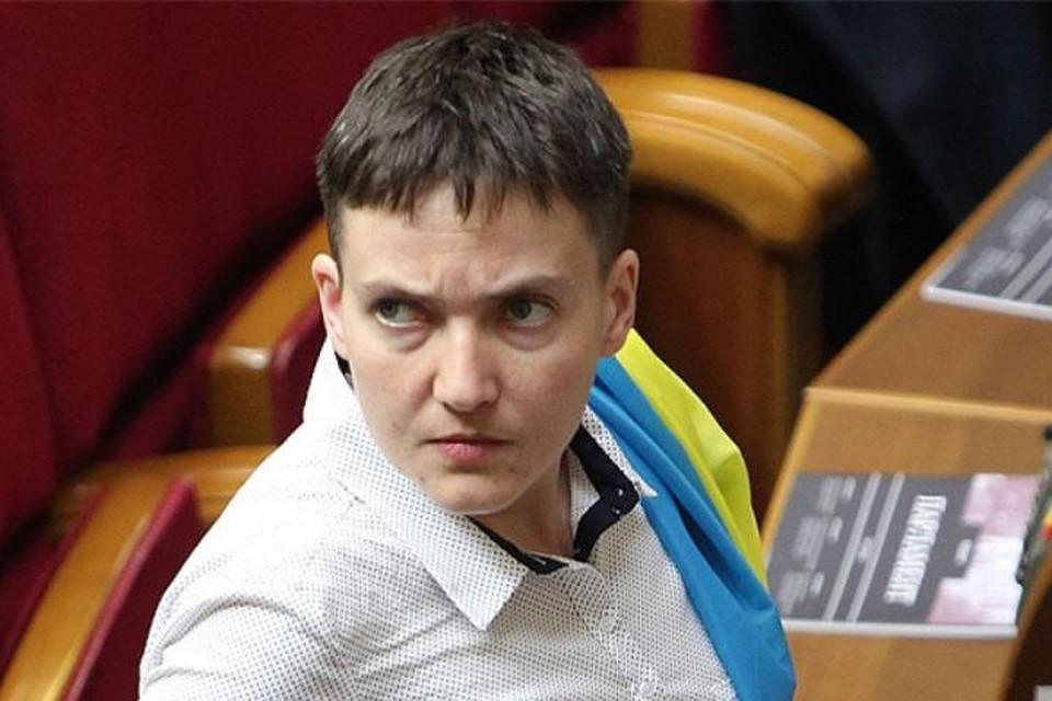 Там множество страшных вещей: Савченко раскритиковала украинский закон ореинтеграции Донбасса