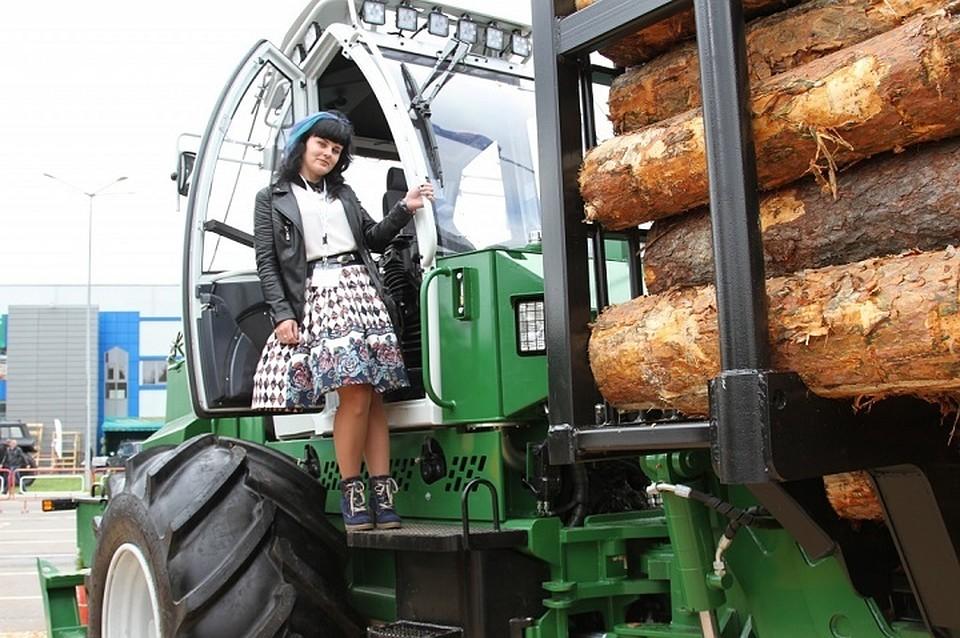 Белорусок посадят нахарвестеры ифорвардеры