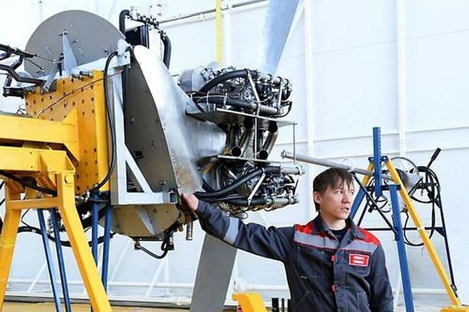 ВРФ создали 1-ый вмире алюминиевый авиадвигатель