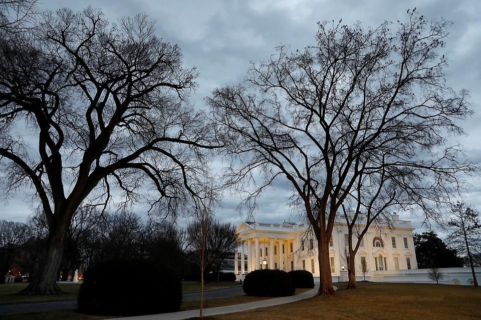 Секретная служба США задержала человека соружием уБелого дома