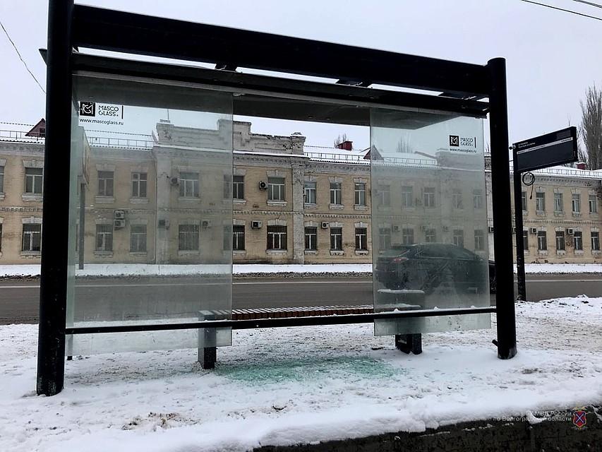 ВВолгограде задержали стрелка изпневматики поавтобусным остановкам