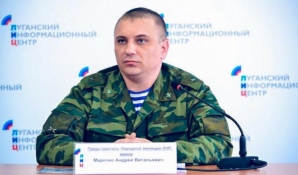 Агентура ЛНР сказала о прибытии снайперов ВСУ клинии соприкосновения