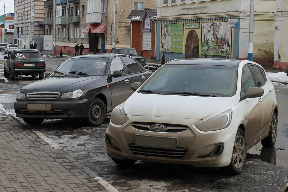 Платные парковки вВоронеже: поживем— увидим