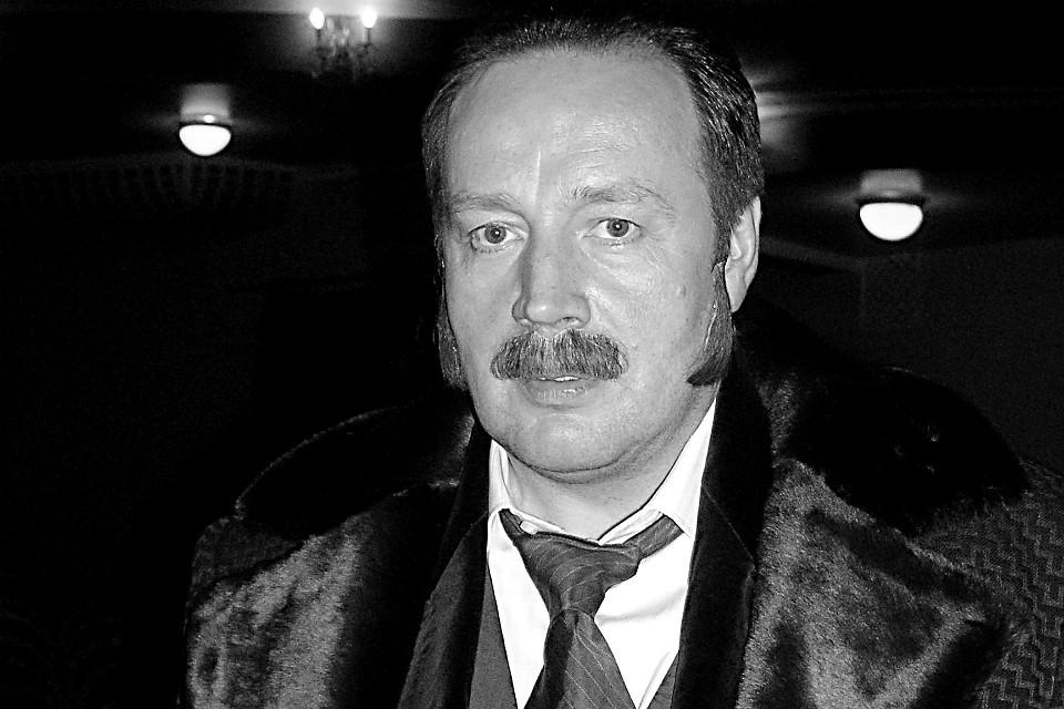 ВМурманске скончался заслуженный артист РФ Валерий Журавлёв