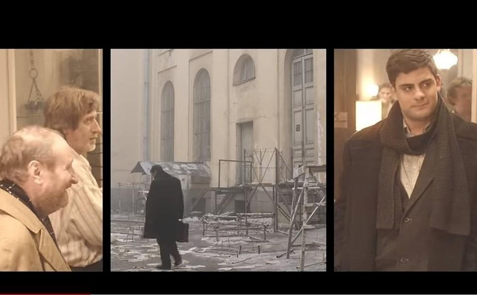 Вышел официальный трейлер фильма «Довлатов» Алексея Германа-младшего
