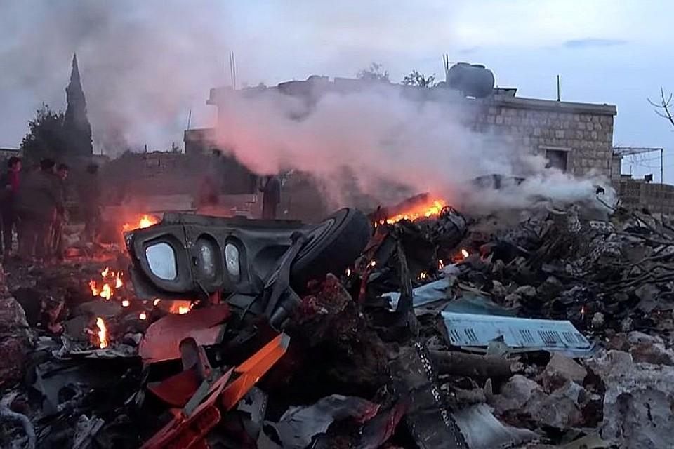 Размещено видео боя пилота русского Су-25 сбоевиками вСирии