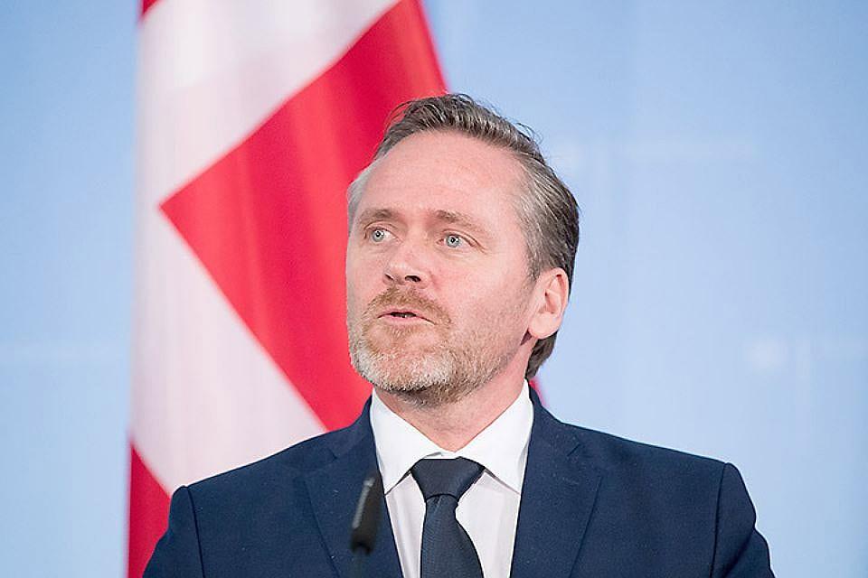 Руководитель МИД Дании: Копенгаген заинтересован ввосстановлении нормальных отношений сМосквой