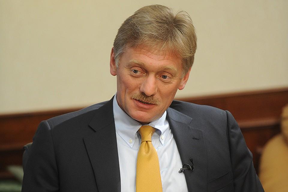 Кремль несчитает политическим кризисом ситуацию вДагестане