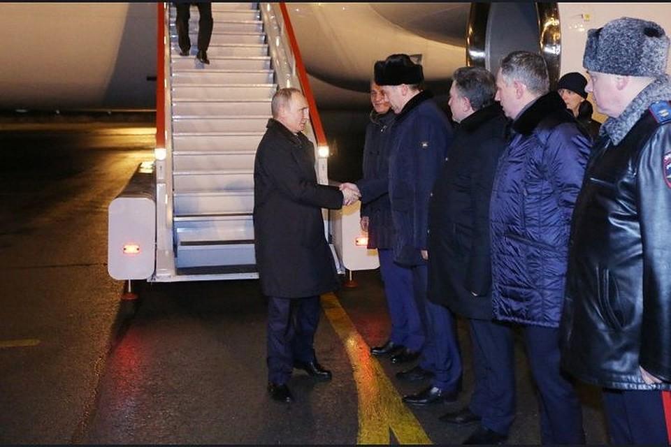 Путин признался, что унего нет телефона