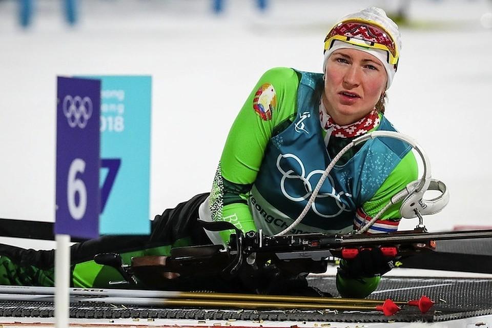 Кузьмина выиграла олимпийский масс-старт, уДомрачевой— первая медаль