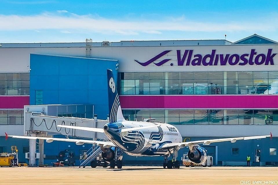 Вылетевший изВладивостока вСеул самолет был вынужден вернуться