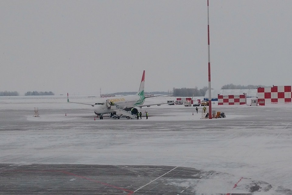 Прямые рейсы Барнаул— Казань запустят кначалу весны