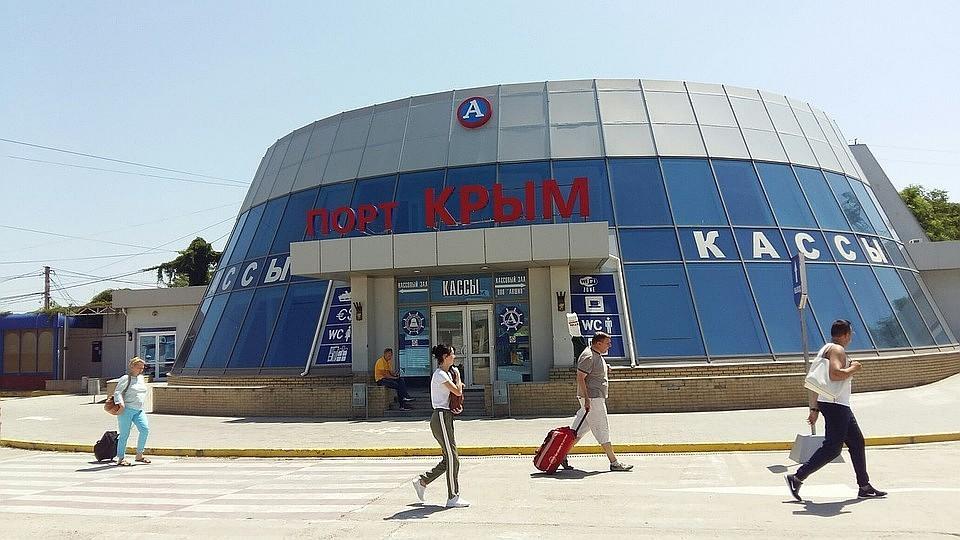 Из-за погоды работа Керченской переправы может остановиться