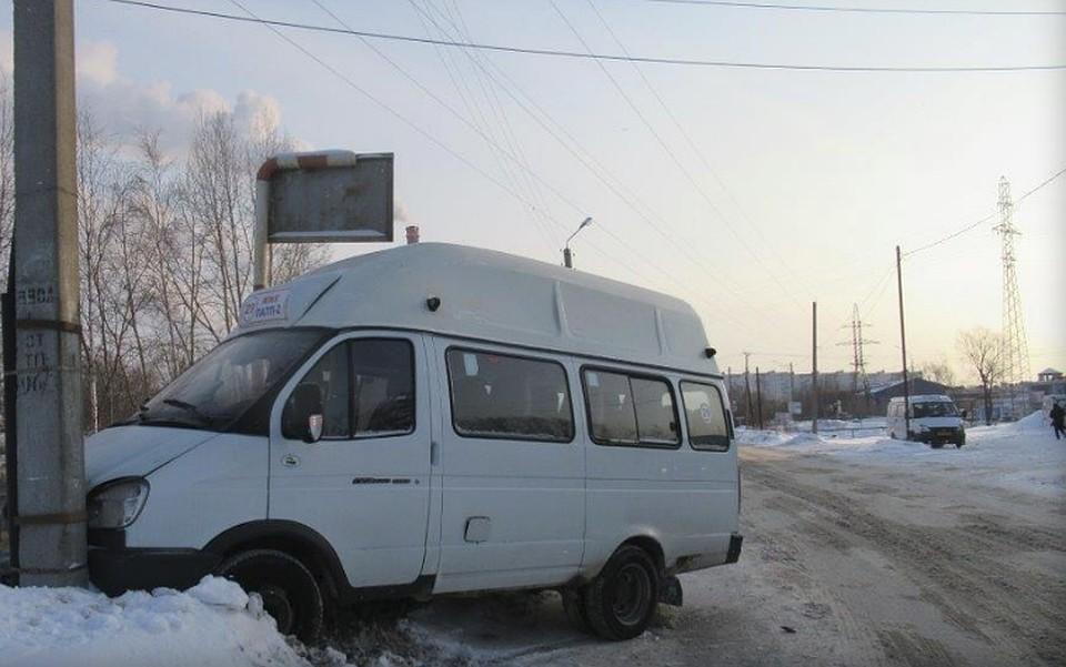 ВНижневартовске нетрезвый омич угнал маршрутку, чтобы доехать домой