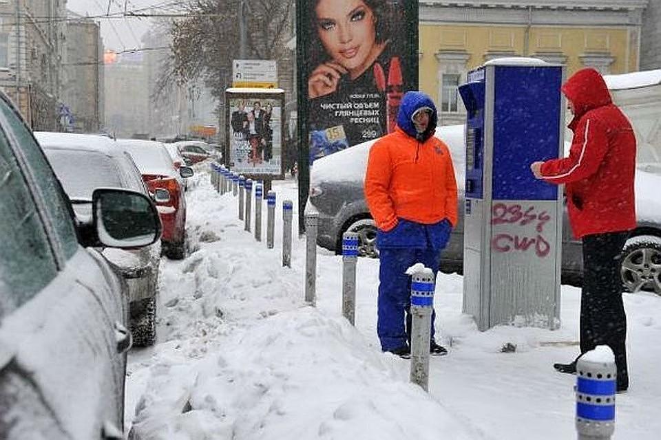 Вице-губернатор Бондаренко предложил поменять правила парковки для уборки снега