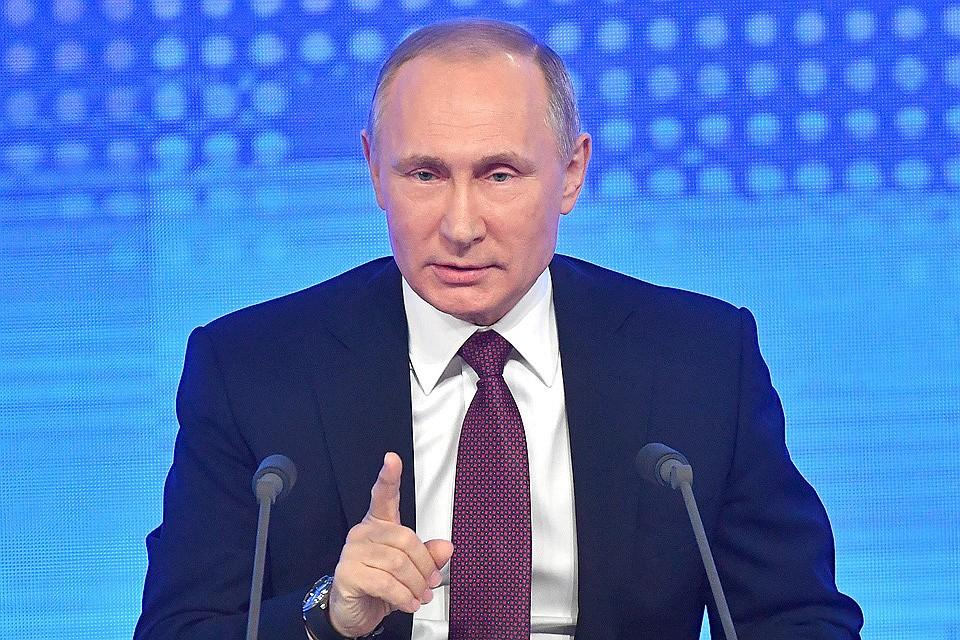 Путин: обновление городской среды должно обеспечиваться засчет новых технологий