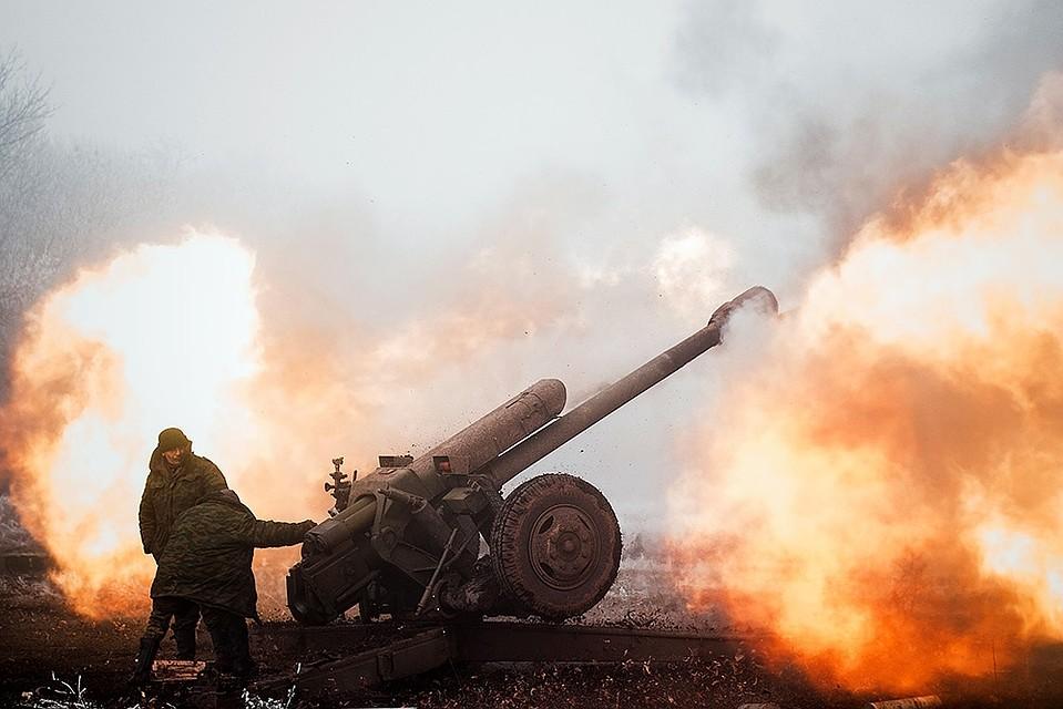 ВДНР проинформировали о мощном взрыве врайоне линии соприкосновения