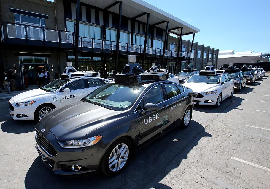 Милиция США неувидела вины беспилотника Uber всмертельном ДТП