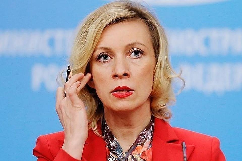 Захарова прокомментировала позицию Великобритании поделу оботравлении вСолсбери