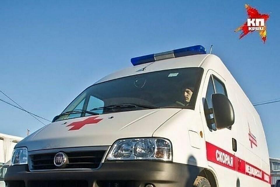 Шофёр ипассажир корейской иномарки погибли в ужасной трагедии на«Скандинавии