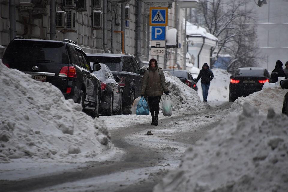 Профессионалы сообщили, что весна придет в столицу России 3апреля