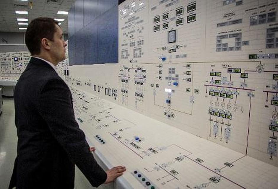 Профессионалы ЛАЭС-2 начали увеличивать мощность первого энергоблока