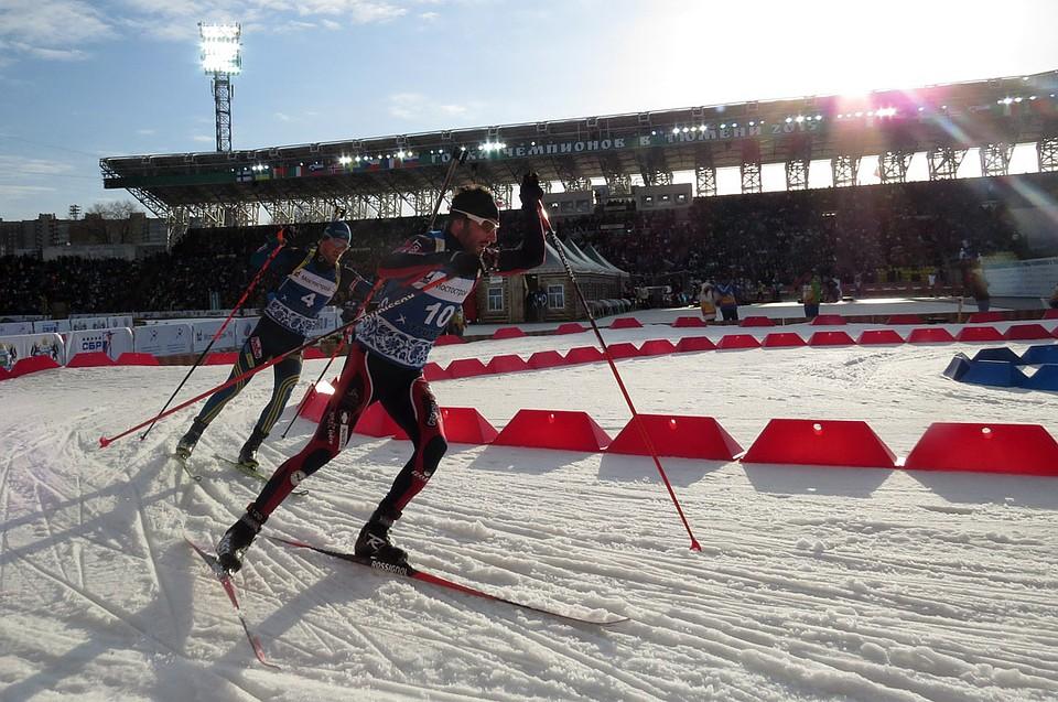 Кайшева стала чемпионкой Российской Федерации побиатлону вспринте