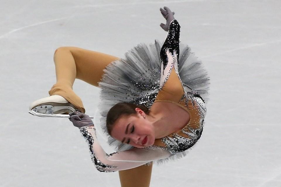 Алина Загитова: «Парня уменя нет. Ямаленькая»
