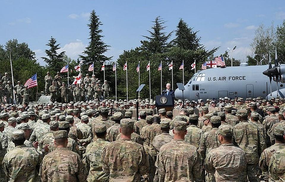 ВРумынии задраку задержали военных изсоедененных штатов