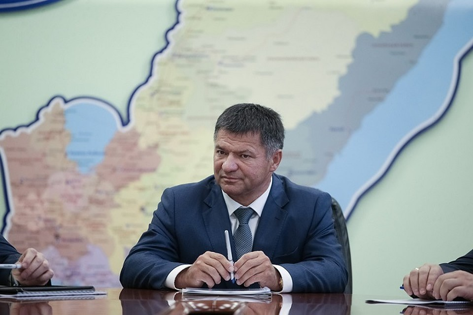 Глава Приморья направил вПравительствоРФ обращение оботсрочке повышения утилизационного сбора
