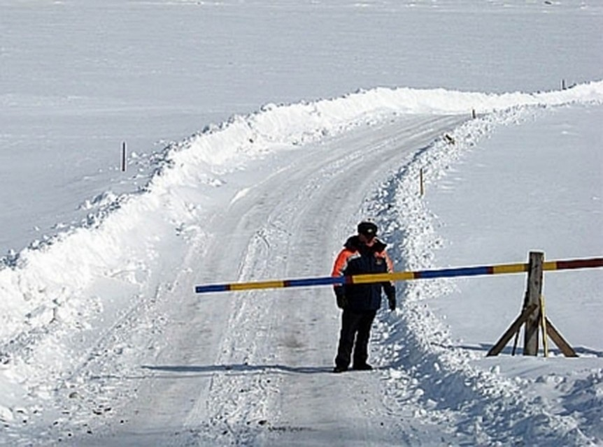 НаЯмале из-за потепления урезана работа 2-х региональных зимников