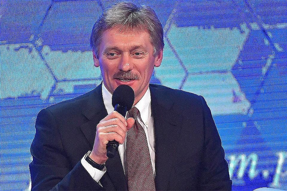 Глава пресс-службы России потерял русских олигархов