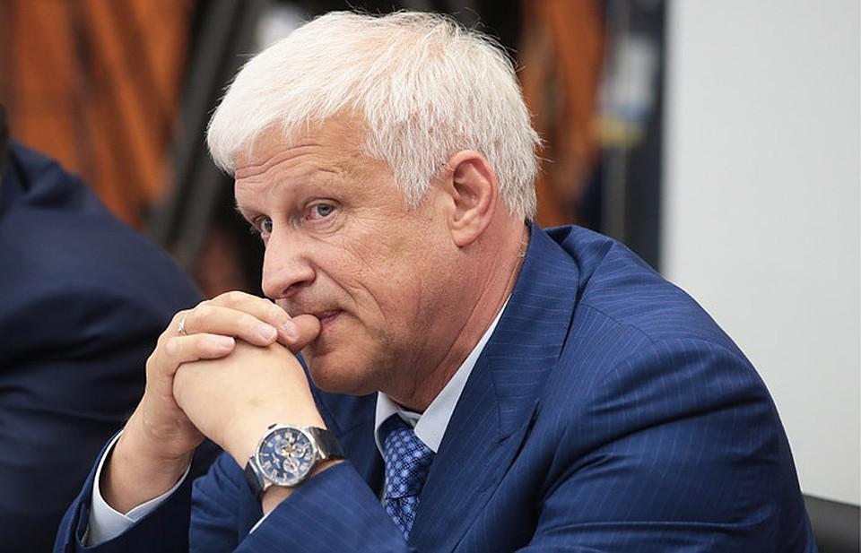 Президент «Зенита» Фурсенко иеще 23 жителя России попали под санкции США